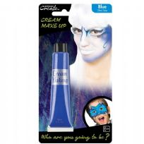 Blue Cream 28ml Make Up Tube